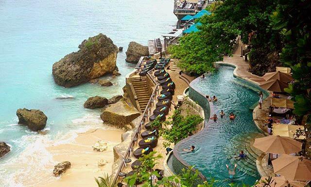 Hotel Ayana Bali - Rock Bar