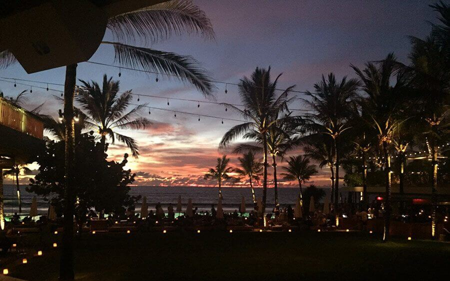 Bali - Atardeceres en la Playa