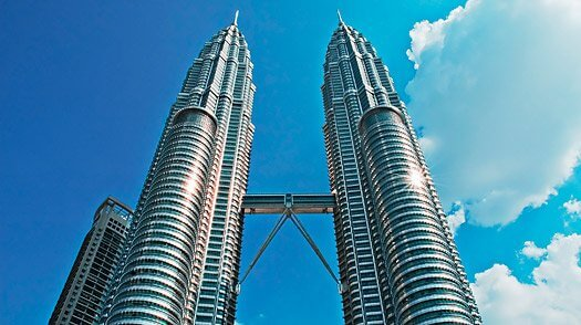 Twin Towers en Kuala Lumpur