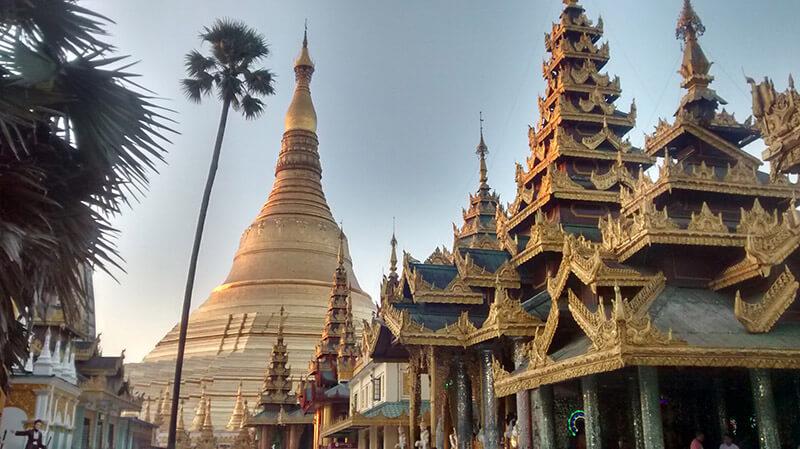 Viajar a Myanmar - Yangon