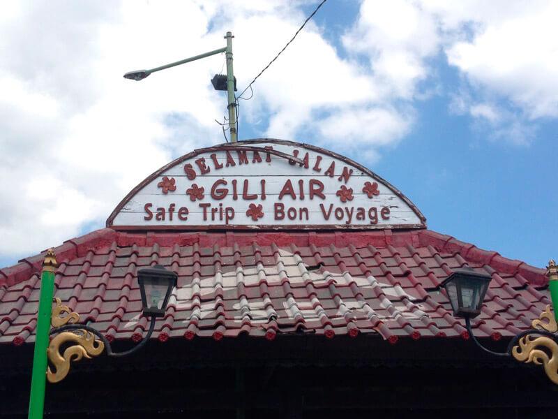 Cómo llegar a las islas Gili - Gili Air