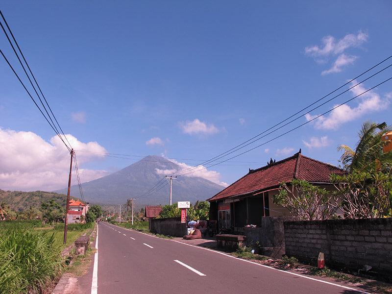 Monte Agung de Bali - Amed