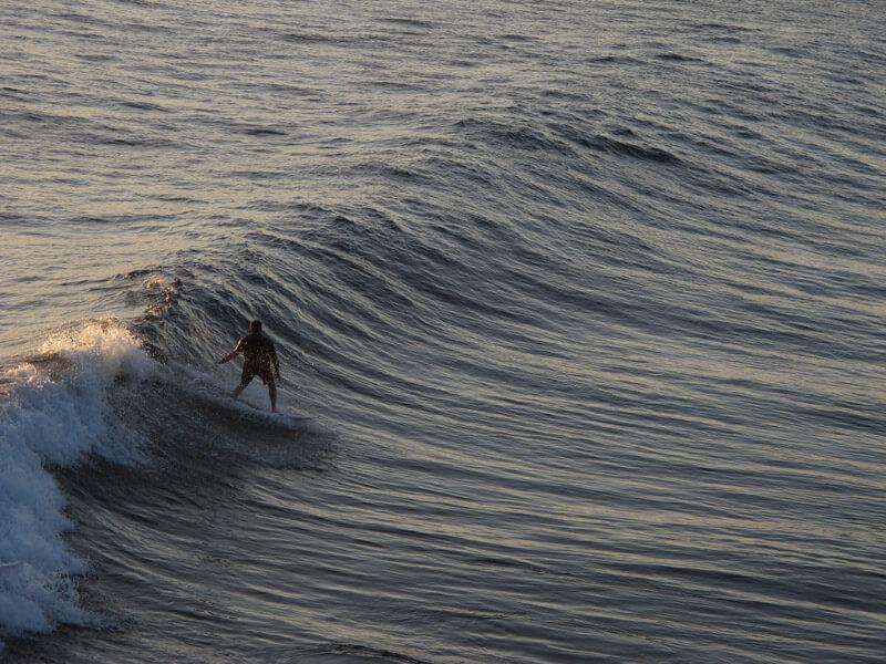Surf en Nusa Lembongan y Cenigan