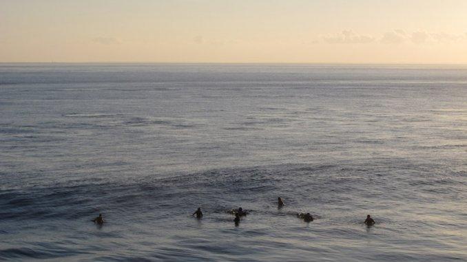 Surfear en Bali