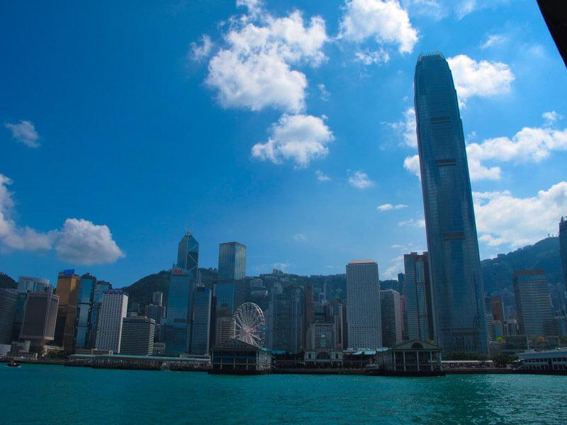 Viajar a Hong Kong - Star Ferry