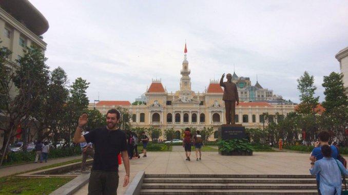 Turismo por Ho Chi Minh City (Saigon)
