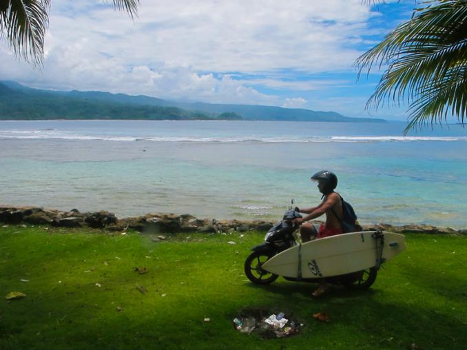 Playa Surf y Excursión Orangutanes Sumatra
