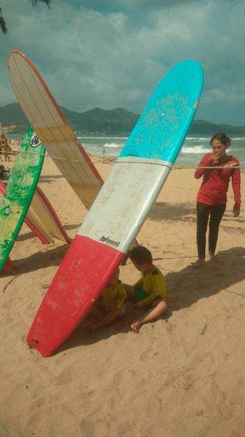 Surf en Vietnam - Playa de Nha Trang