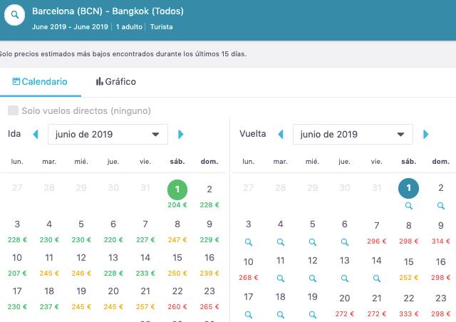 Volar barato a Bangkok desde Barcelona - Skyscanner